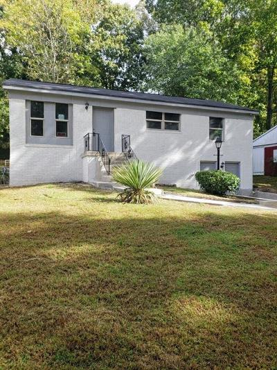 Atlanta Single Family Home For Sale: 43 Delmoor Drive NW