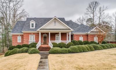 Ellijay Single Family Home For Sale: 182 Whispering Oaks Drive