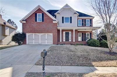 Dacula Single Family Home For Sale: 535 Grand Ivey Place