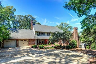 Sandy Springs Single Family Home For Sale: 1905 Spalding Drive