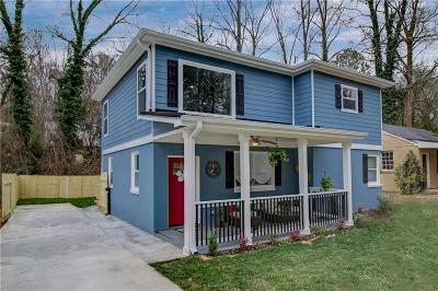 Atlanta Single Family Home For Sale: 1314 Graymont Drive