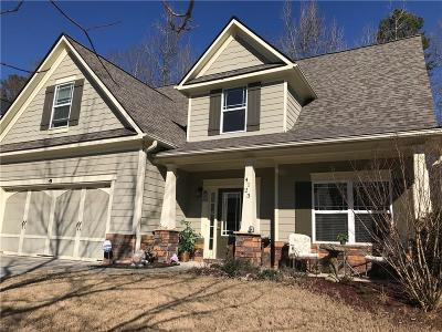 Buford Single Family Home For Sale: 4123 Creekrun Circle