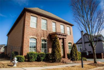 Suwanee Single Family Home For Sale: 4301 Baverton Drive