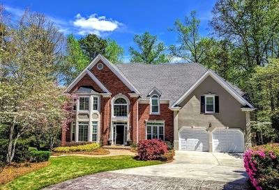 Cobb County Single Family Home For Sale: 2000 Roydon Court SE