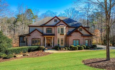 Single Family Home For Sale: 225 Blackrock Trace
