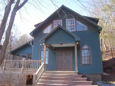 White County Single Family Home For Sale: 511 Lookout Ridge