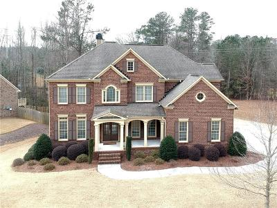 Single Family Home For Sale: 405 Battlefield Creek Drive