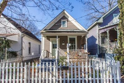 Atlanta Single Family Home For Sale: 211 Estoria Street SE