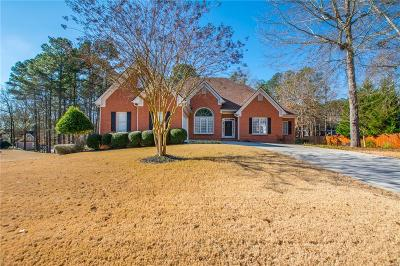 Loganville Single Family Home For Sale: 510 Mary Margaret Walk