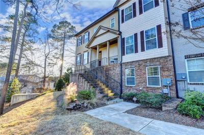 Brookhaven Condo/Townhouse For Sale: 2135 Havenwood Trl NE