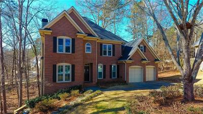 Roswell Single Family Home For Sale: 130 Vickery Lane