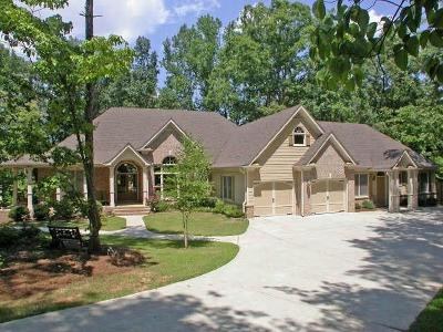 Suwanee Single Family Home For Sale: 171 Abbey Hill Road