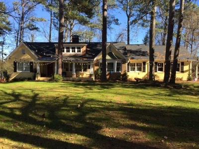 Roswell Multi Family Home For Sale: 11325 Houze Road