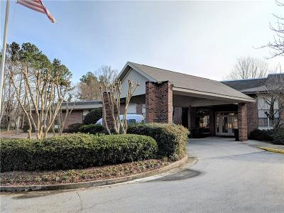 Atlanta Condo/Townhouse For Sale: 475 Mount Vernon Highway NE #C230