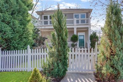 Single Family Home For Sale: 261 Glenwood Avenue SE