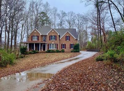 Cobb County Single Family Home For Sale: 3464 Ebenezer Road