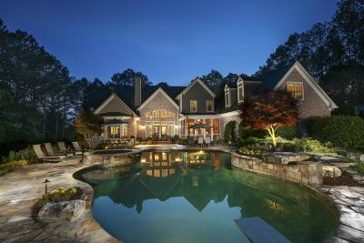 Alpharetta GA Single Family Home For Sale: $1,295,000