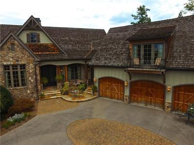 Calhoun Single Family Home For Sale: 140 Woodridge Drive