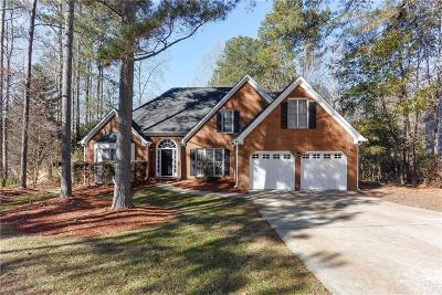 Marietta Single Family Home For Sale: 1414 Livingston Drive SW