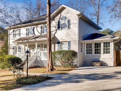 Decatur Single Family Home For Sale: 346 Poplar Lane Way