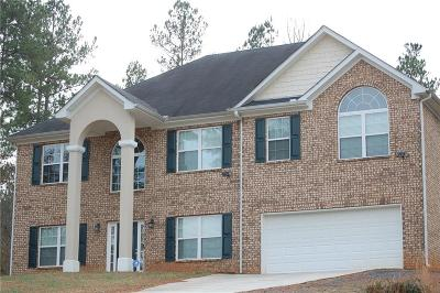 McDonough Single Family Home For Sale: 226 Arborview Drive