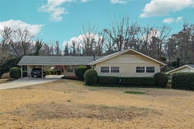 Hall County Single Family Home For Sale: 1490 Takeda Drive