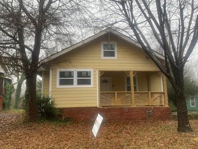 Atlanta Single Family Home For Sale: 1045 Astor Avenue SW