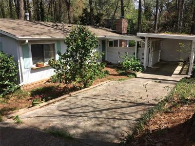 Atlanta Single Family Home For Sale: 2043 Abby Lane NE