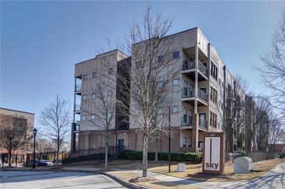 Atlanta Condo/Townhouse For Sale: 898 Oak Street SW #1222