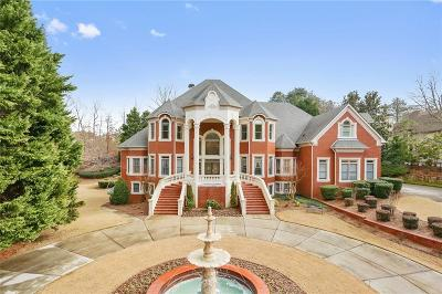Alpharetta GA Single Family Home For Sale: $1,690,000