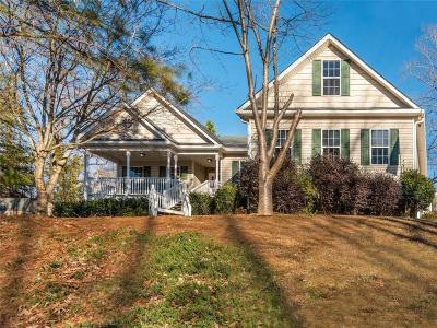 Dawsonville Single Family Home For Sale: 110 Winterhawk Cove