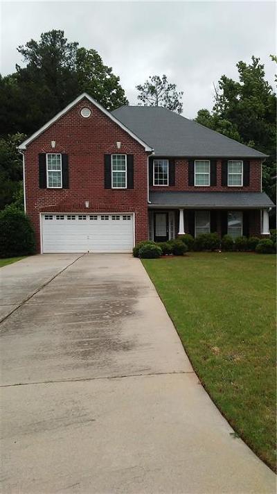 Carroll County, Coweta County, Douglas County, Haralson County, Heard County, Paulding County Single Family Home For Sale: 5506 Mossy View Drive