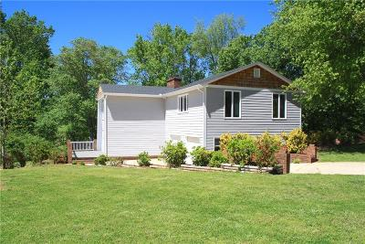 Hall County Single Family Home For Sale: 3221 Clarks Bridge Road