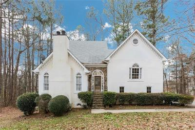 Kennesaw Single Family Home For Sale: 4525 Apache Court NW