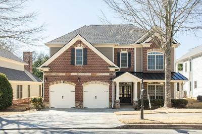 Single Family Home For Sale: 4062 Hill House Road SW