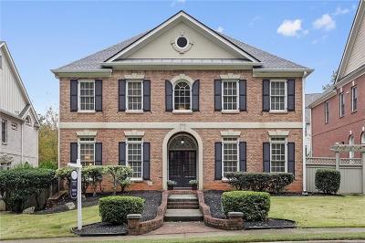 Atlanta GA Single Family Home For Sale: $540,000
