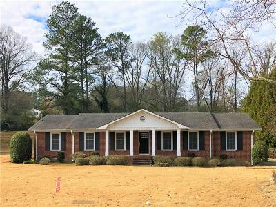 Calhoun Single Family Home For Sale: 227 Hillcrest Drive