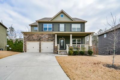 Acworth Single Family Home For Sale: 366 Cleburne Place
