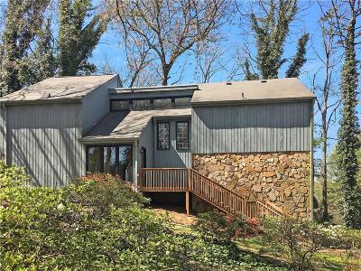 Marietta Single Family Home For Sale: 4321 Kings Way NE