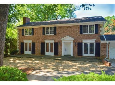 Atlanta GA Single Family Home For Sale: $1,039,000