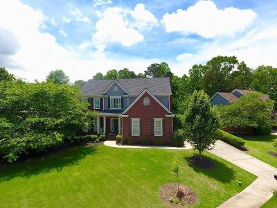 Forsyth County Single Family Home For Sale: 8505 Alsbrook Path