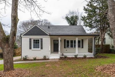 Decatur Single Family Home For Sale: 2364 Lynn Iris Drive