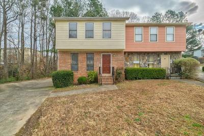 Cherokee County Condo/Townhouse For Sale: 130 Woodberry Court