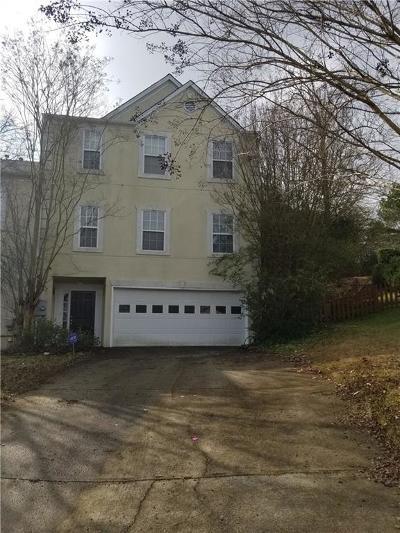 Cobb County Single Family Home For Sale: 1745 Barrington Overlook