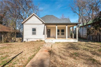 Atlanta Single Family Home For Sale: 160 Adair Avenue SE