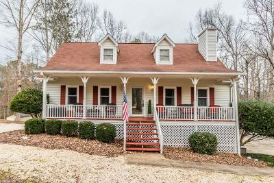 Cherokee County Single Family Home For Sale: 430 Sweetgum Drive