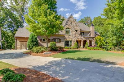 Suwanee Single Family Home For Sale: 1023 Little Darby Lane