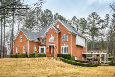 Milton  Single Family Home For Sale: 115 Hopewell Grove Drive