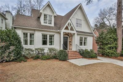 Single Family Home For Sale: 1803 Meadowdale Avenue NE