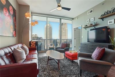 Atlanta Condo/Townhouse For Sale: 1080 Peachtree Street NE #2415